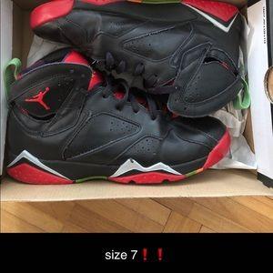 Jordan Shoes - Marvin The Martian 7's
